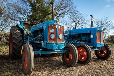 Pait of Fordson