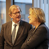 Mr Claude Maerten, Head of Division, European External Action Service (EEAS); Ambassador Oda Helen Sletnes, Mission of Norway to the EU
