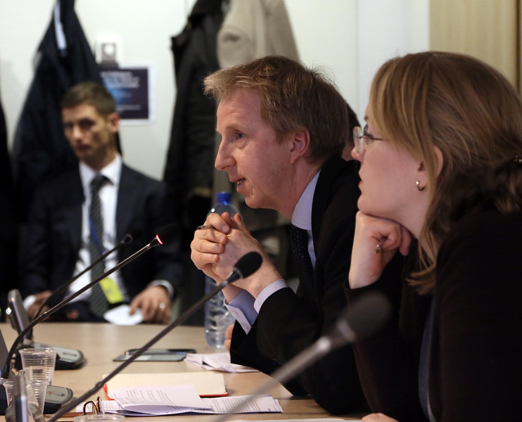 Mr Ragnar G. Kristjánsson, Deputy Head of Mission, Icelandic Mission to the EU