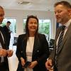 Minister Thorsteinn Viglundssonn at seminar on Equal Pay Managment System