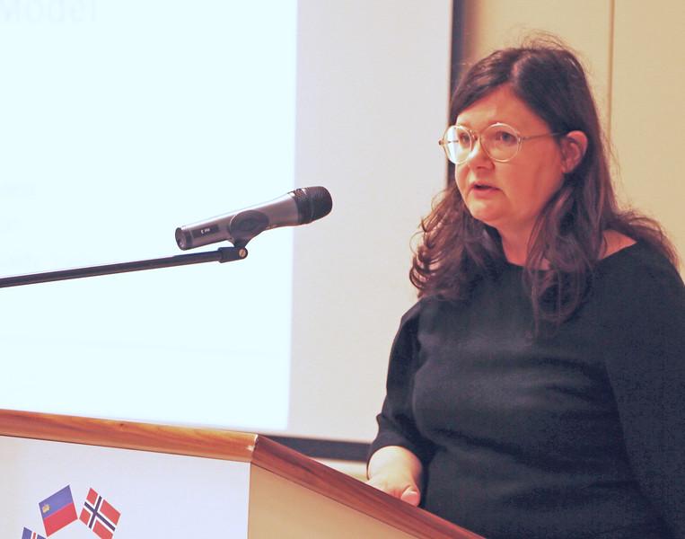 H.E. Mrs Bergdís Ellertsdóttir  Ambassador / Head of Mission