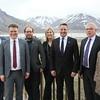 Icelandic delegation.