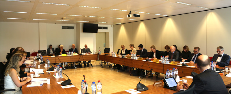 EFTA Standing Committee Meeting on 05.07.2017