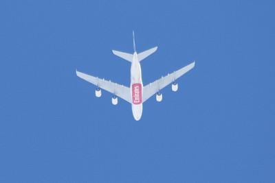 Airbus A380, Emirates