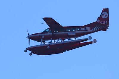 Cessna 206 Stationair Seaplane