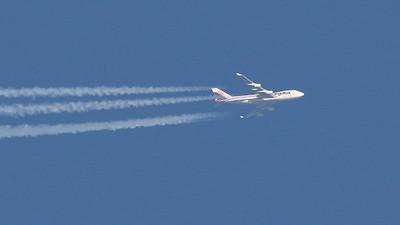Cargolux 747-8