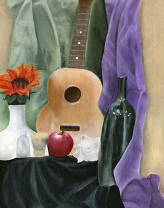 """Sarah Fender Mayo High School for Math, Science and Technology """"Still Life"""""""