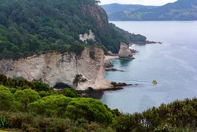 Cathedral Cove, Coromandel peninsula, NZ
