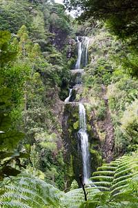 Kitekite falls, NZ