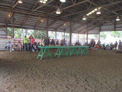 2017 Benton County Fair Rabbit Show