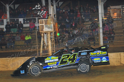 April 8, 2017 Super late Models, Mods, Super Stocks, Pure Stocks and MMSA