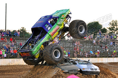 June 10 Monster Truck Summer Nationals Monster  Trucks, Quad Wars, UTV Races By Bobby Bowling