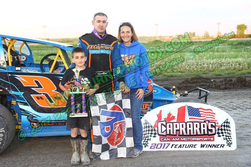 Root Sportsman win May 27 - 4