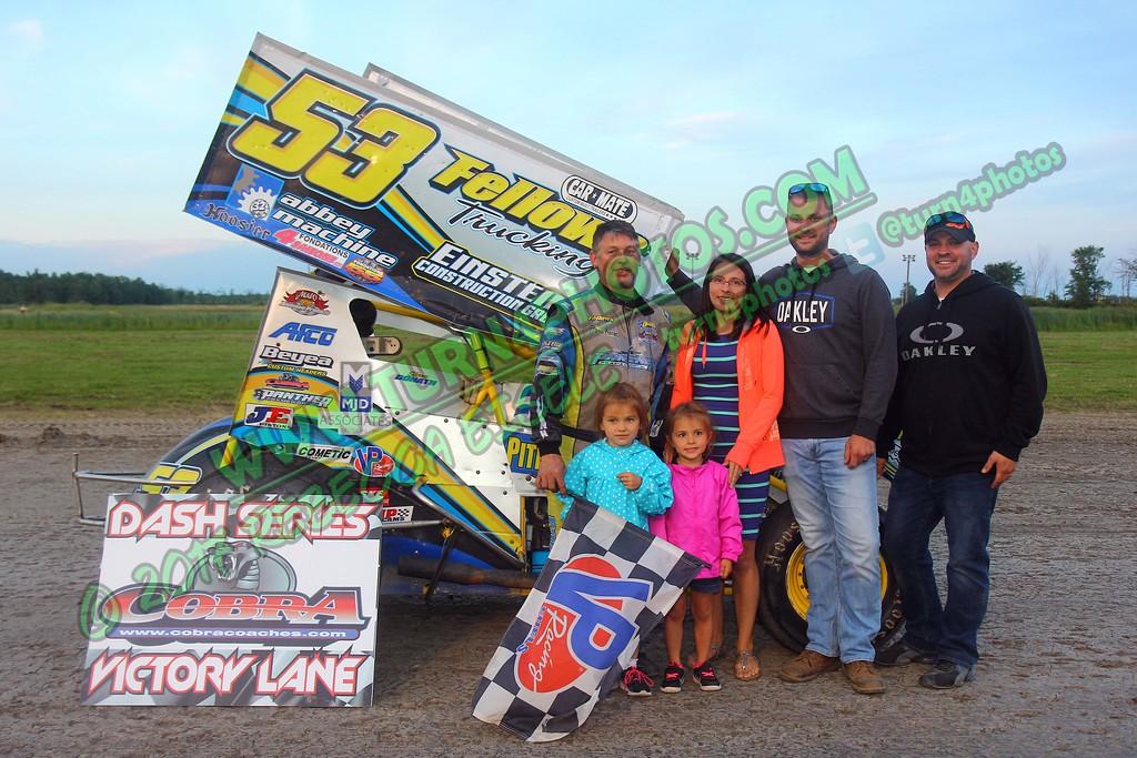 ESS Dash winner June 28 - 2