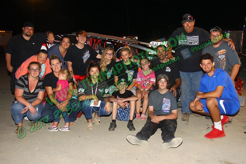 Kelly Mike Mechanic Sportsman July 22 - 2