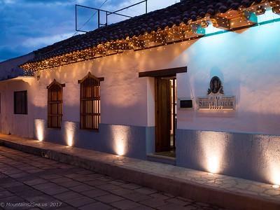 Our beautiful hotel in San Cristobal de Las Casas