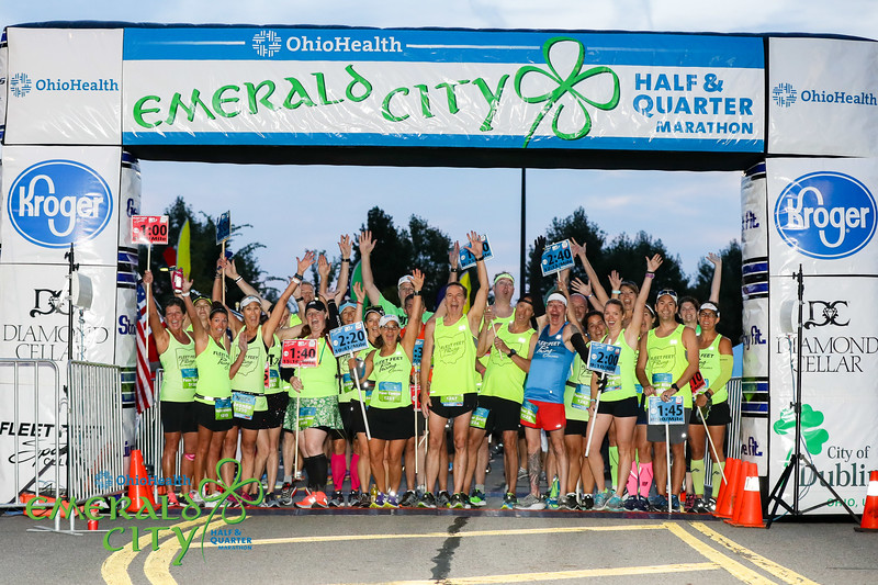 2017 Emerald City Half and Quarter Marathon