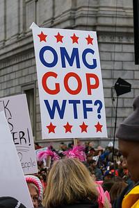 Womens March San Francisco 21 January 2017