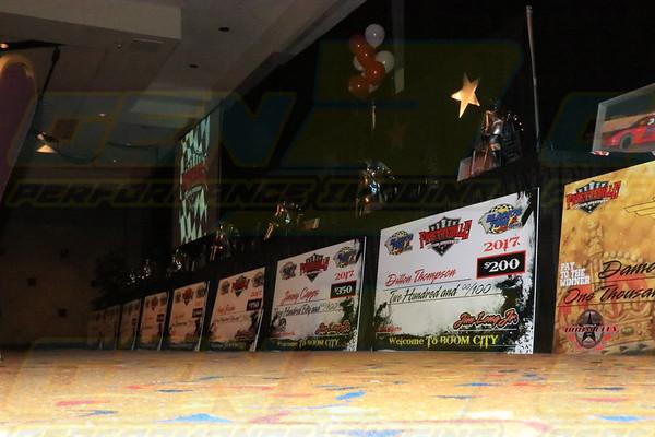 2017 Fayetteville Motor Speedway Awards