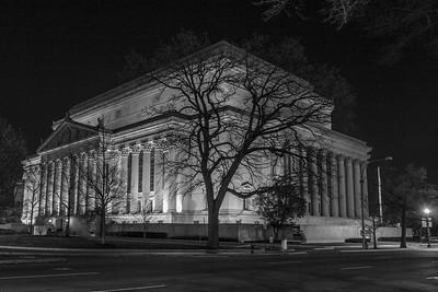 DA040,DB,National_Archives_at_Night-1665
