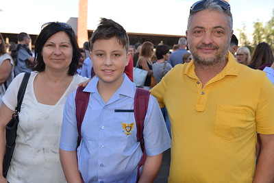 Year 7 2017 Morning Tea with Parents and Families