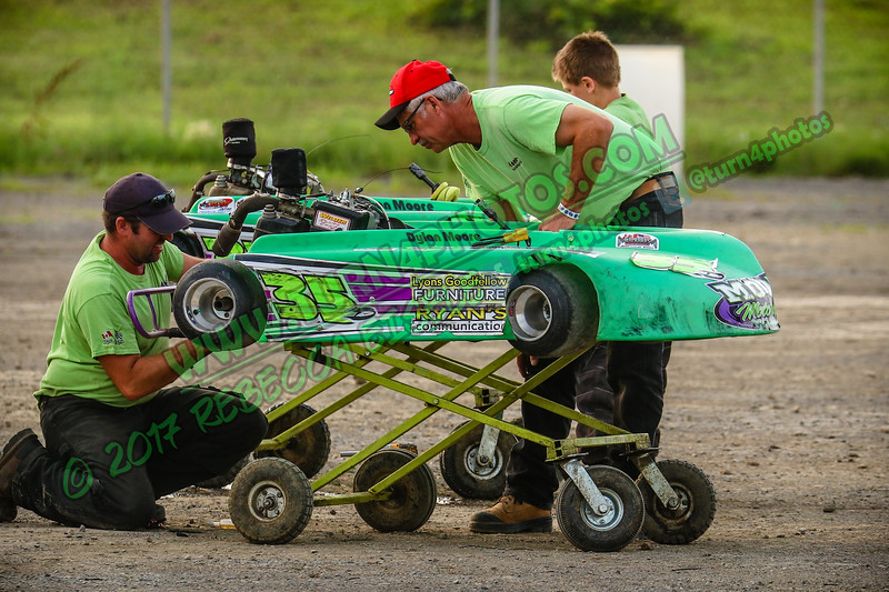 Moore Pits July 21