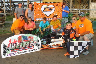 Box Stock masters July 7 makeup win - 2