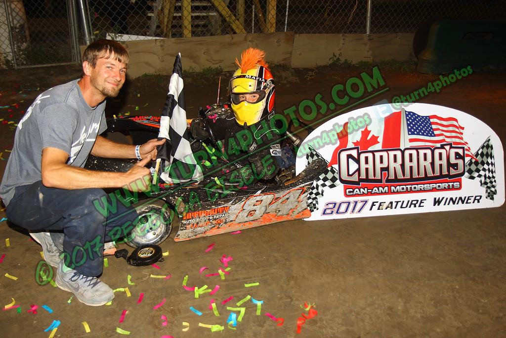 Jr sportsman one July 21 winner - 3