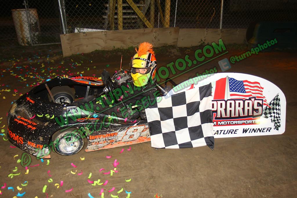 Jr sportsman one July 21 winner - 1