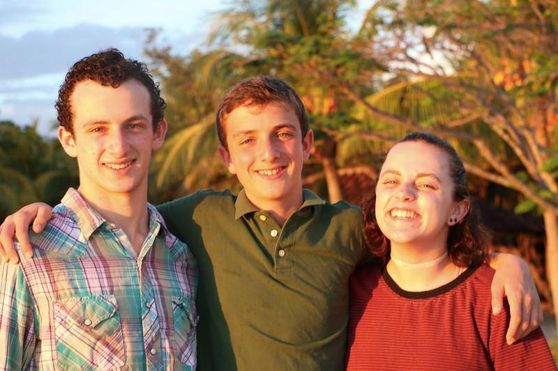 01 Klein Family