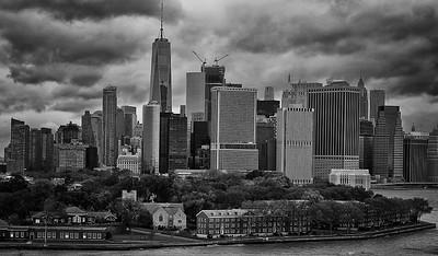 DA061,DB,New York Skyline
