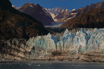 DA061,DT, Margerie Glacier, Glacier Bay, Alaska