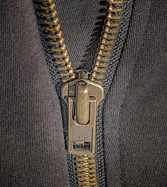 """""""Z"""" is for Zipper"""