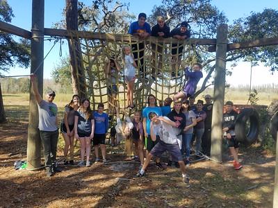 2017 Retreat - SKY (Thrive Youth Group)