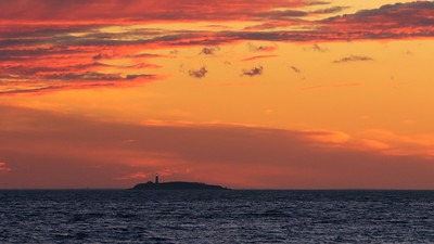 Faulkner's Island, Long Island Sound