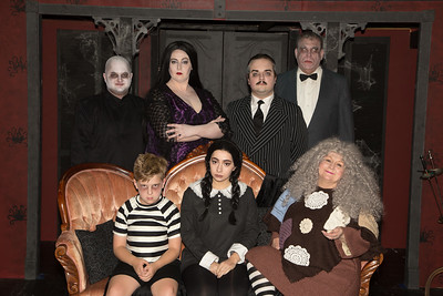 2017-The Addams Family