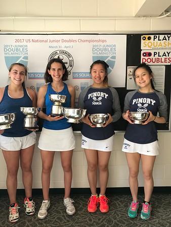2017 U.S. Junior Doubles Championships