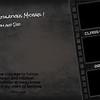 Filmstrip Grunge - Half Page Template