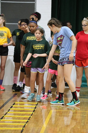 2017 Volleyball Camp