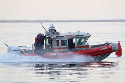 Watch Hill Rescue Boat