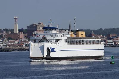 CSF MV John H