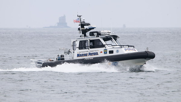 Southeastern Connecticut Maritime Police Patrol Boat