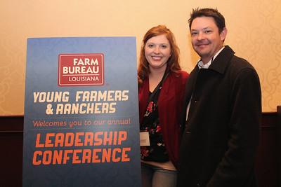 2017 YF&R Leadership Conference — East Baton Rouge Parish