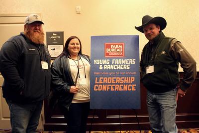 2017 YF&R Leadership Conference — Grant Parish