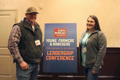 2017 YF&R Leadership Conference — Rapides Parish