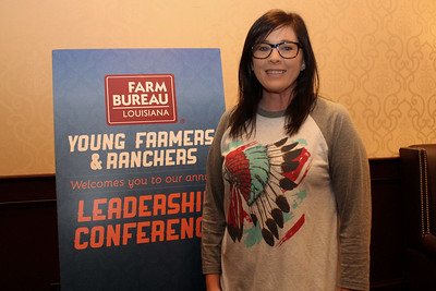 2017 YF&R Leadership Conference — Sabine Parish