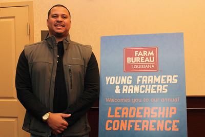 2017 YF&R Leadership Conference — Lafayette Parish