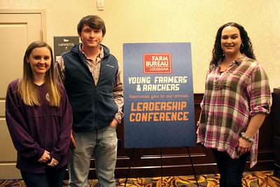 2017 YF&R Leadership Conference — Franklin Parish