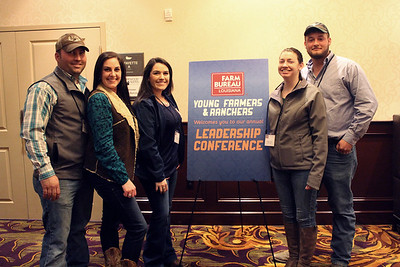 2017 YF&R Leadership Conference — Pointe Coupee Parish