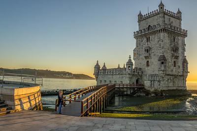 Torre de Belém, Lissabon